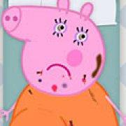 Игра Игра Лечить беременную маму Свинки Пеппы