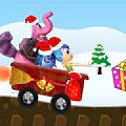 Игра Игра Головоломка новогодняя гонка