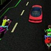Игра Игра Бен 10: 3Д ускорение