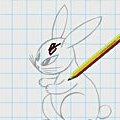 Игра Игра Нарисуйте кролика / Draw the Banny