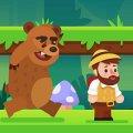 Игра Игра Побег От Медведя