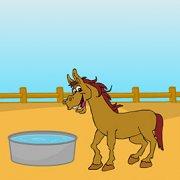 Игра Игра Побег из вестерн ранчо