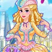 Игра Игра Легендарная мода: Мария-Антуанетта