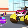 Игра Игра Вспыш и чудо машинки: Робот Строитель