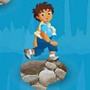 Игра Игра Приключения Диего на водопаде