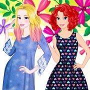 Игра Игра Принцессы Диснея секреты красоты