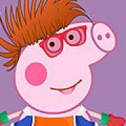 Игра Игра Одевалки Свинки Пеппы