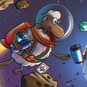 Игра Игра Космический барашек