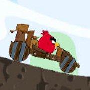 Игра Игра Злые птички гонки