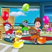 Игра Игра Щенячий патруль: воздушные шары