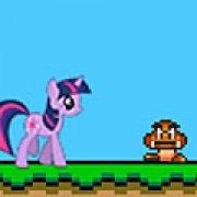 Игра Игра Пони в мире Марио 2