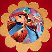Игра Игра Винкс: круглый пазл