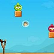 Игра Игра Angry birds: охота