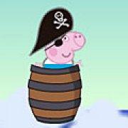 Игра Игра Свинка Пеппа: Джордж пират