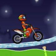 Игра Игра Мотоциклы 6: Жуткая Земля