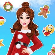 Игра Игра Магазин Ручной Работы: Хенд Мейд Новогодние Украшения