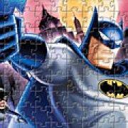 Игра Игра Бэтмен: пазлы