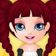 Игра Игра Малышка Барби Хэллоуин
