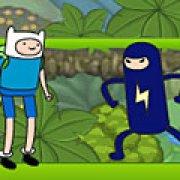 Игра Игра Время приключений джунгли