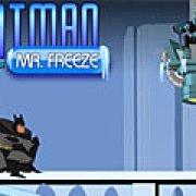 Игра Игра Бэтмен против Мистера Фриза