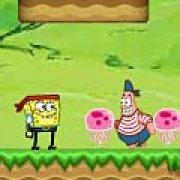Игра Игра Приключения Губки Боба и Патрика