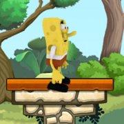 Игра Игра Прыжки Губки Боба
