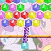 Игра Игра Маленький пони пузыри