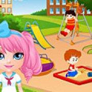 Игра Игра Малышка Барби охота за сокровищами