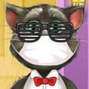 Игра Игра Говорящий кот Том переодевается
