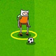 Игра Игра Время приключений футбол