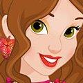 Игра Игра Белль: цветочная мода