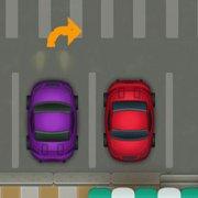 Игра Игра Парковка работника автостоянки