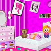 Игра Игра Уборка комнаты Барби