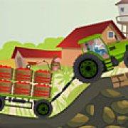 Игра Игра Езда трактора фермера Тэда