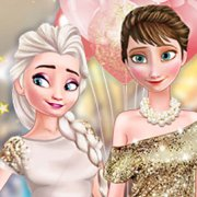 Игра Игра Принцессы Диснея: мамы и дочки