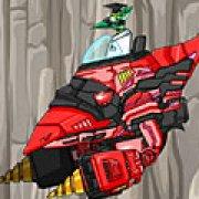 Игра Игра Роботы динозавры: робот Птера
