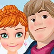 Игра Игра Холодное сердце: Анна выходит замуж за Кристофа