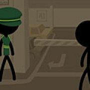 Игра Игра Стикмен Агент 3
