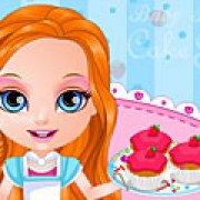 Игра Игра Малышка Барби кондитерская