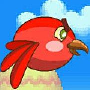 Игра Игра Красная флиппи птичка 2