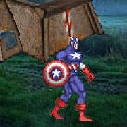 Игра Игра Капитан Америка: ночной кошмар