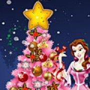 Игра Игра Белль новогодняя ёлка
