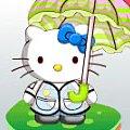 Игра Игра Хелло Китти: дождливый день
