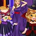 Игра Игра София и Эмбер: Хэллоуин
