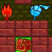 Игра Игра Огонь и вода: в поисках сокровищ