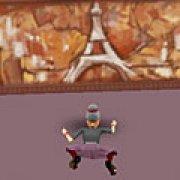 Игра Игра Злая бабушка Париж