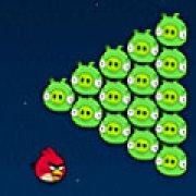Игра Игра Angry birds: бильярд