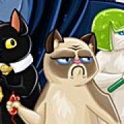 Игра Игра Галактические коты