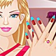 Игра Игра Барби: дизайн ногтей
