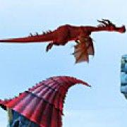 Игра Игра Как приручить дракона леталки
